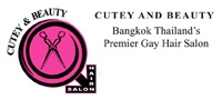 Cutey and Beauty Gay Hair Salon Bangkok, Thailand