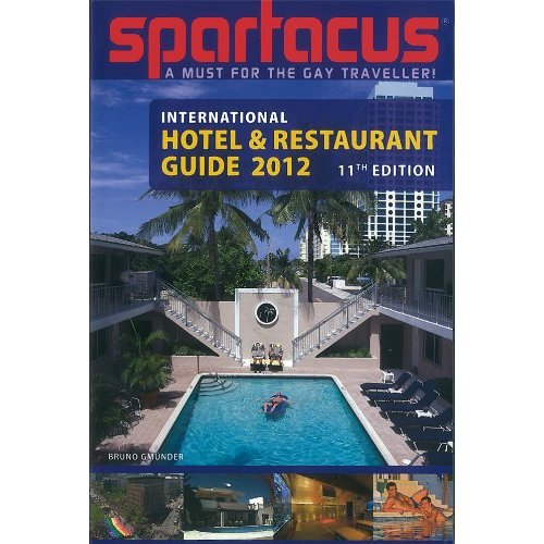 Spartacus International Hotel/Restauraunt Guide 2012