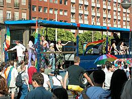 Gay Pride Budapest 2003