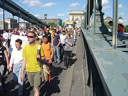 Gay Pride Budapest 2004