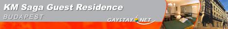Gay Guest Residence KM Saga Budapest, Hungary